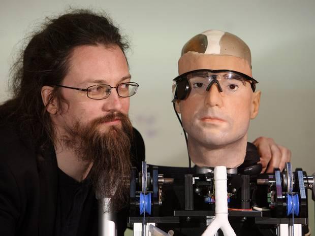 """Резултат с изображение за """"първия в света биоробот."""""""""""