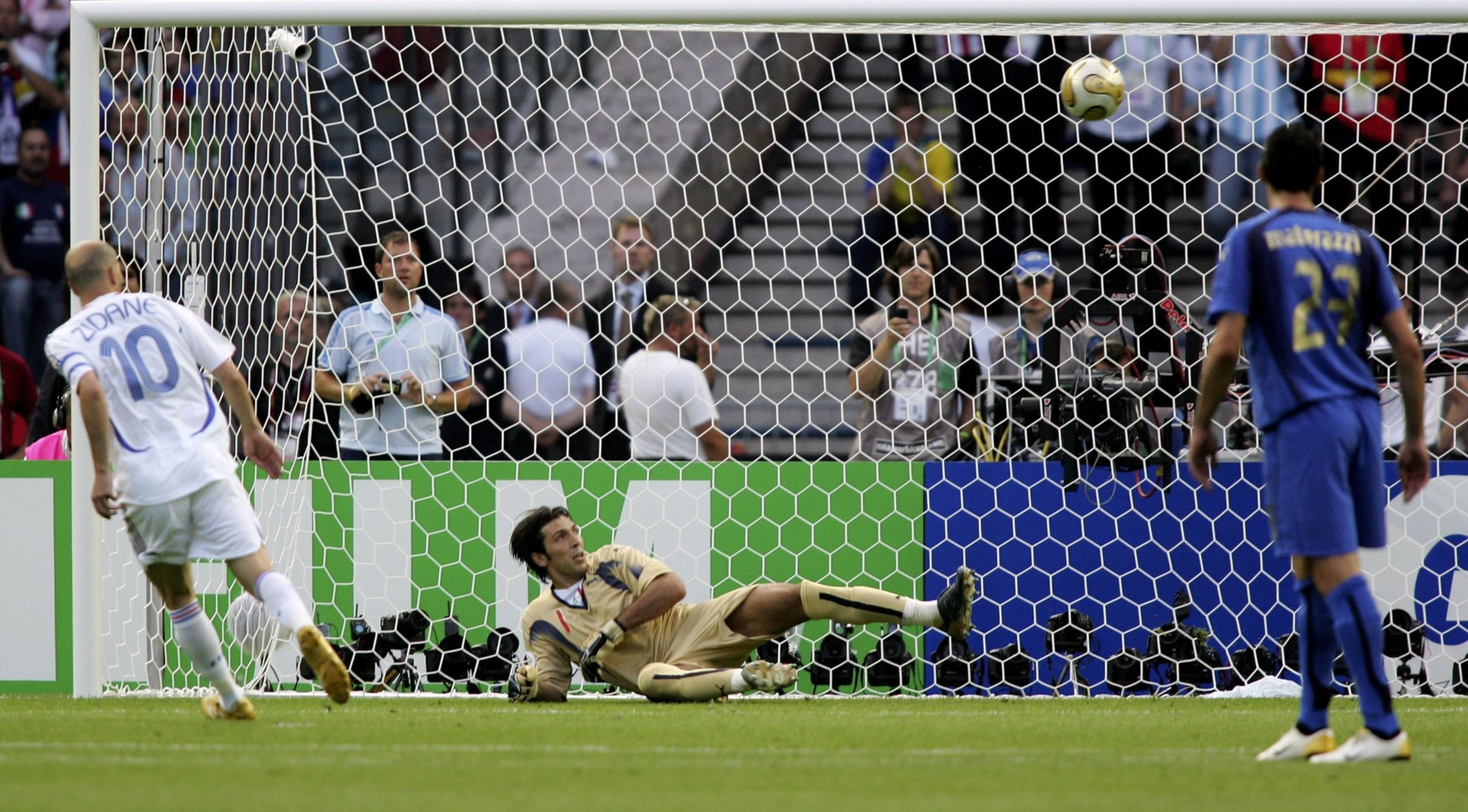 Футболу 2006 пенальти серия чемпионата по мира финал