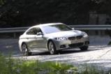 Зад волана на BMW Серия 5