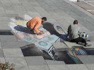 3D Арт фестивал се вихри в Благоевград