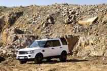 Зад волана на Land Rover Discovery 4