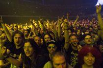 Взривяващият концерт на хеви метъл ураганите Judas Priest и Helloween