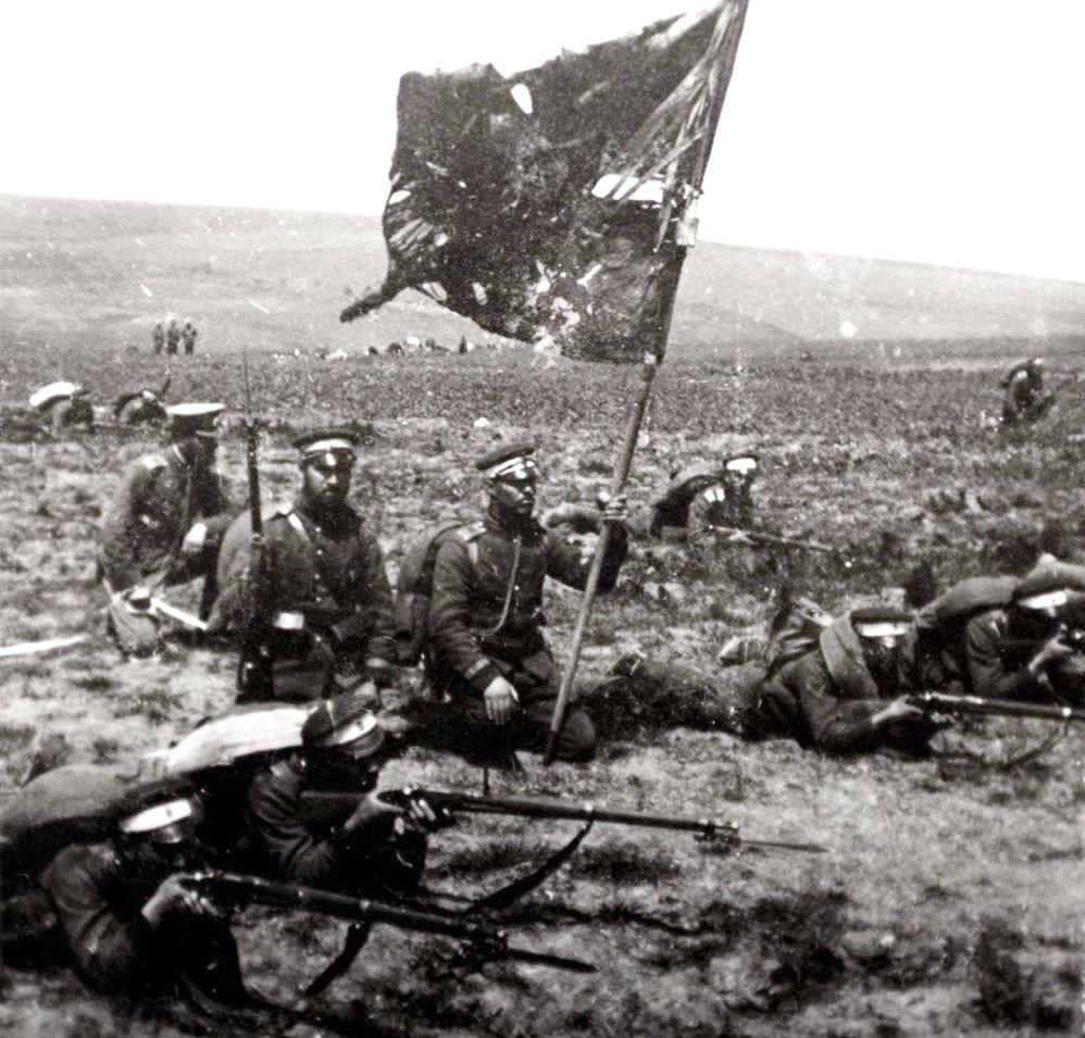 Резултат с изображение за българска армия разгромява Дунавската сръбска дивизия.