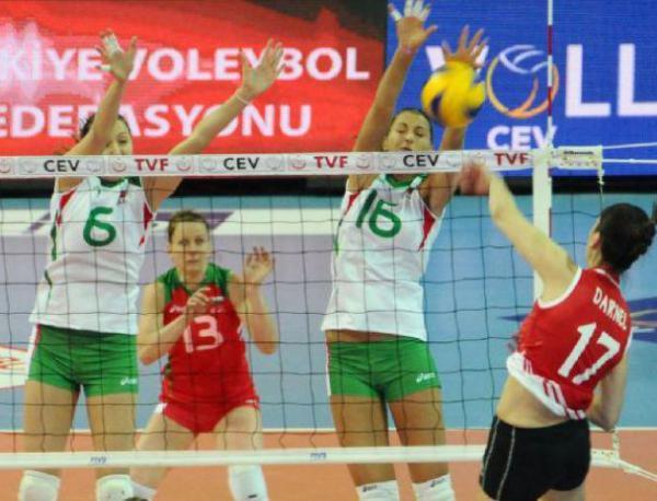 photo of Волейболистките ни с 3 индивидуални награди след финала на Евролигата