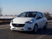 Opel Corsa 1,4T: Върхът на острието (тест-драйв)