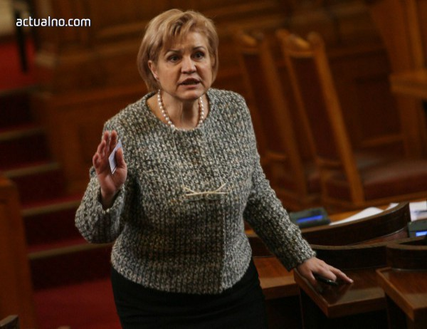 Стоянова: За нужните иновативни лекарства ще плаща МЗ, а не НЗОК