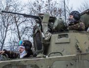 Донецк е изтеглил 90% от въоръженията си