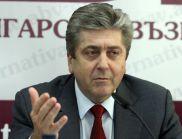 Първанов: АБВ ще търси среща с Горанов