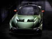 Aston Martin изригна с бруталния Vulcan