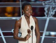 """Откраднаха роклята, с която Лупита Нионго бе на """"Оскар""""-ите"""