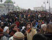 Арест на шествието в памет на Немцов - на украински депутат