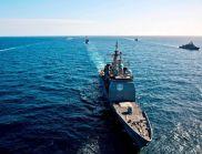 Шест бойни кораба на НАТО вече са в Черно море за учения