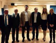 Калоян Паргов покани гръцки социалисти да обсъдят санкциите срещу Русия