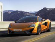 McLaren 570S Coupe взима 0-100 км/ч за 3,2 сек