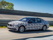 Технологичните акценти в новото BMW Серия 7