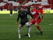 Трагедията на ЦСКА няма край, няма дори един гол за червените