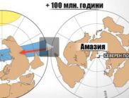 Формира се новият суперконтинент Амазия