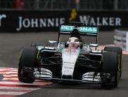 Хамилтън направи брилянтна квалификация в Монако