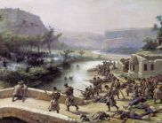 Руски войски навлизат в Търново
