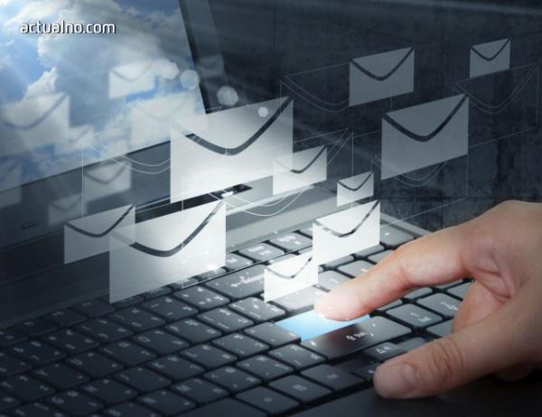 Съмнителни имейли за сметки заляха електронните пощи у нас