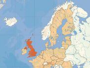 Създадено е Обединено кралство Великобритания и Ирландия