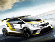 Нова Opel Astra излиза на пистата