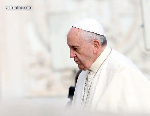 Сръбският патриарх не иска папата в Сърбия