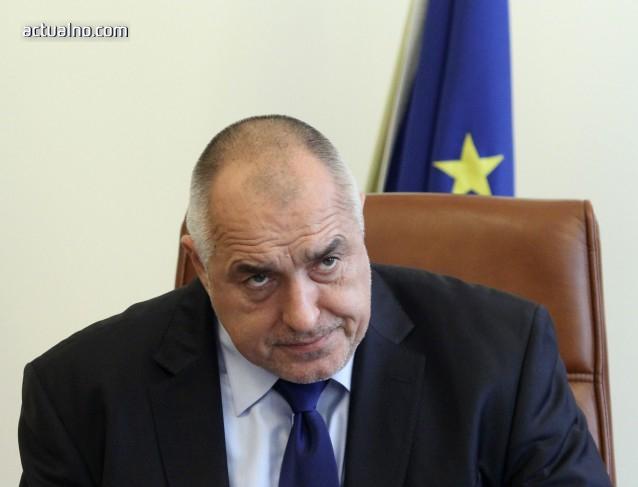 Борисов разпореди във всяко село да има полицай с патрулка