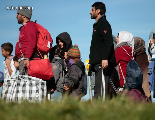 Черна гора се оплака от нараснал приток на мигранти, влизащи през Албания