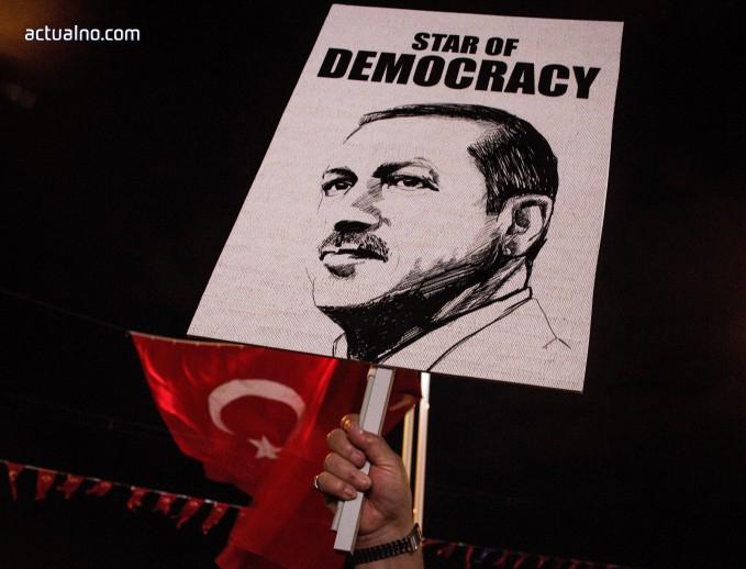 Туркиня с канадско гражданство беше арестувана заради критики към Ердоган