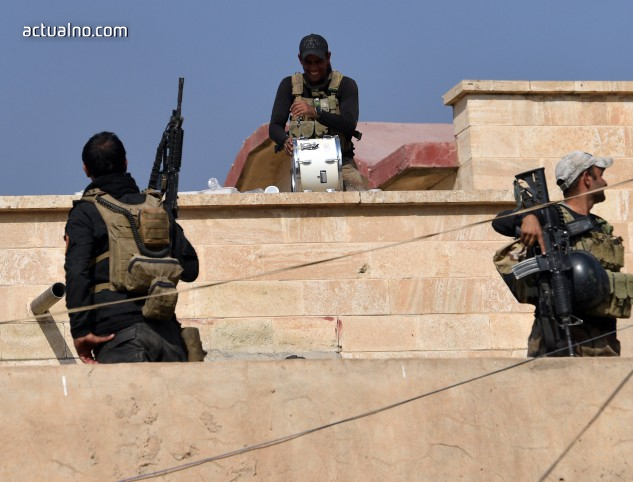 Турската армия съобщи, че град Ал Баб е напълно освободен от джихадистите
