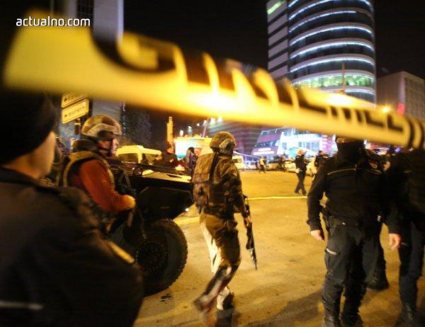 Предотвратиха атентат в Югоизточна Турция