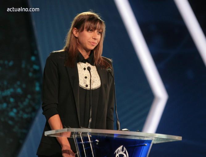 """Заслужено: """"Спортист на годината"""" е Мирела Демирева"""