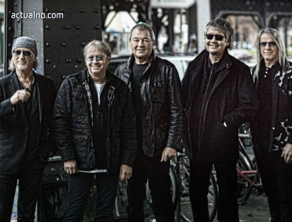 """Рок легендите Deep Purple разкриха песните от лимитираното EP """"Time for Bedlam"""""""