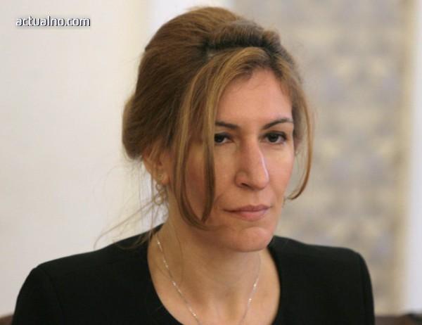 Ангелкова бе наградена в Москва за професионално партньорство