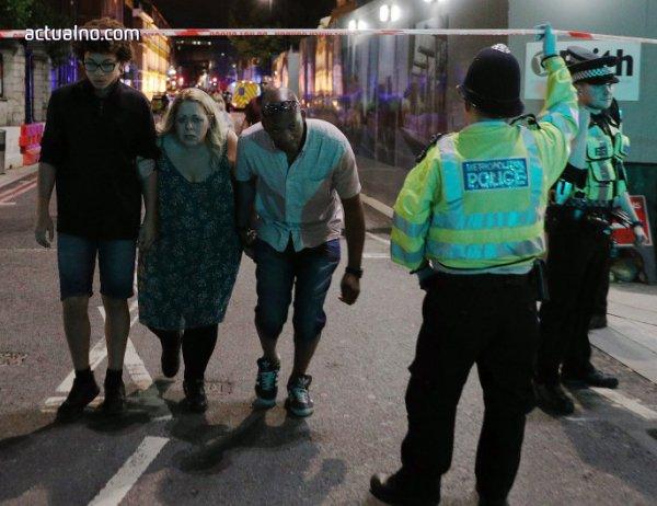 Пуснаха брата на атентатора от Манчестър, както и всички задържани за атаките в Лондон