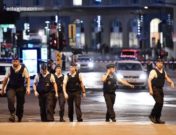 Двигателят на атентатите от Париж и Брюксел е мъртъв (СНИМКИ)