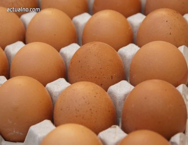 Изтеглят от пазара заразени с птичи грип яйца, въпреки че били безопасни