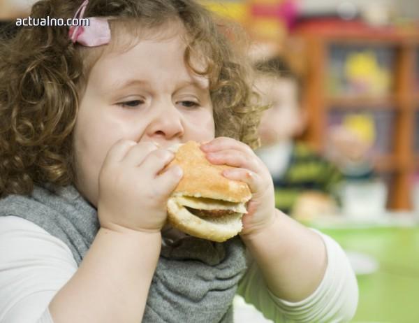 225 хил. деца в България са със затлъстяване
