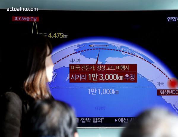 Южна Корея търси обсъждане на мир с КНДР