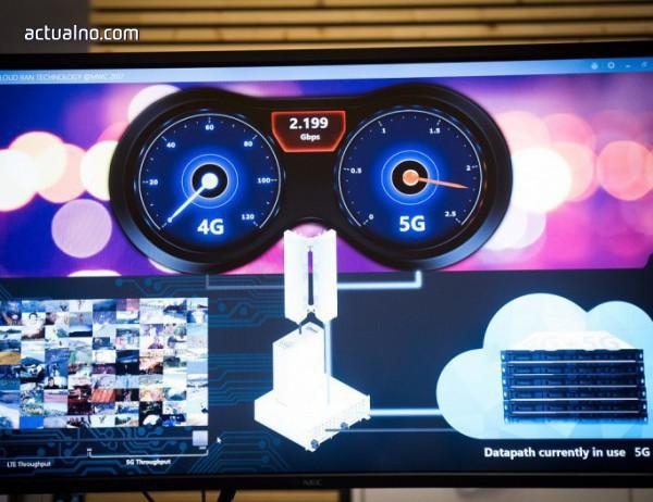 Американско проучване: Китай води в 5G надпреварата
