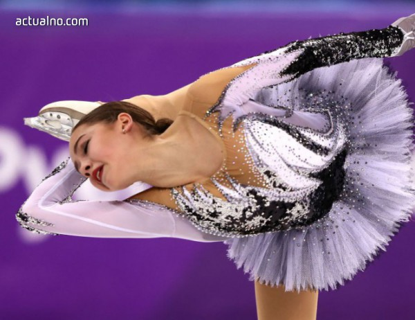 Алина Загитова - новата звезда във фигурното пързаляне (ВИДЕО)