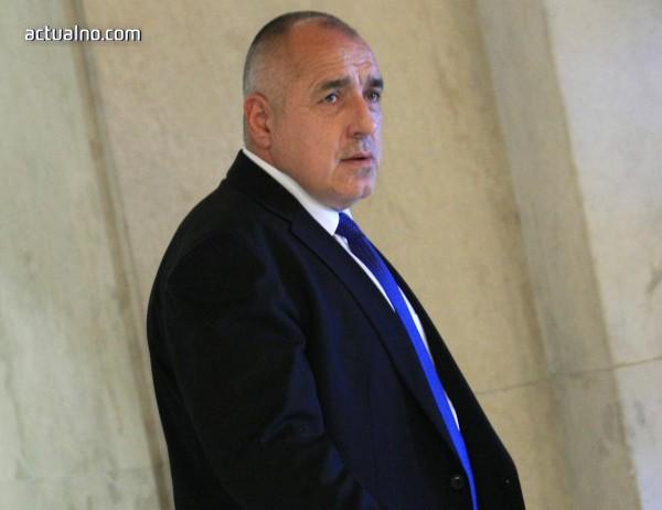 Борисов: Не искам да влизам във войните на президента, министрите да му се отчитат