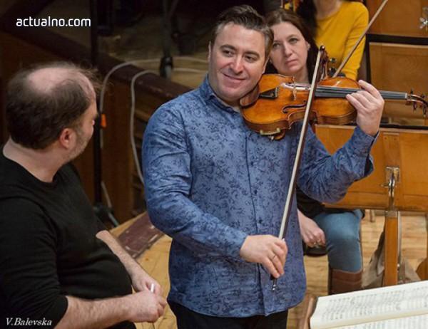 Максим Венгеров: В музиката няма политика, тя е универсален език, който говори от сърцето