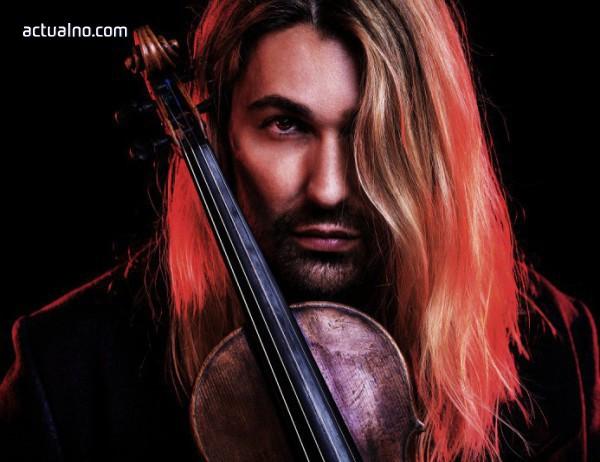 Новата дата за концерта у нас на Дейвид Гарет е 29 септември