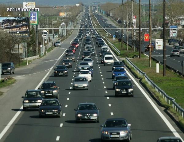 МВР отчете 1558 нарушения на скоростта само за 5 часа