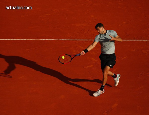 Невероятен Григор пречупи Гофен и е на полуфинал в Монте Карло