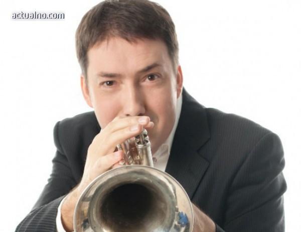 Тромпетистът Мишо Йосифов представя младите надежди на българския джаз