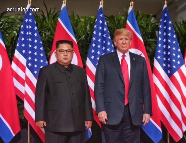 Възможно е Тръмп и Ким Чен Ун да се срещнат през януари догодина