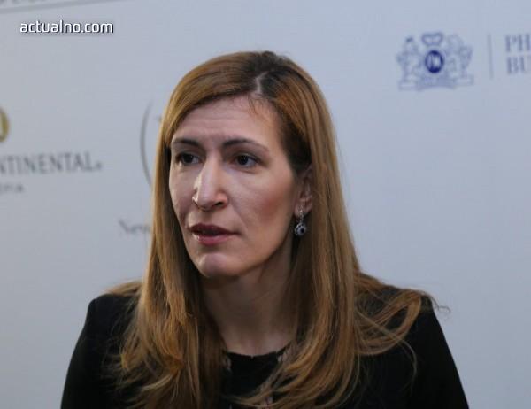 Ангелкова: Отчитаме над 31% ръст на израелските туристи за петте месеца на 2018 г.